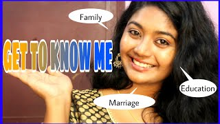 💭Get to know me||SimplyMyStyle unni||Malayali YouTuber ||Malayalam beauty channel||beauty blogger||