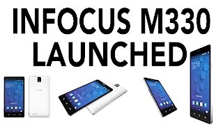 InFocus M330 Launched