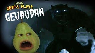 Pear Forced to Play Gevaudan 😈🍐💩 (Pear Poops Pants)