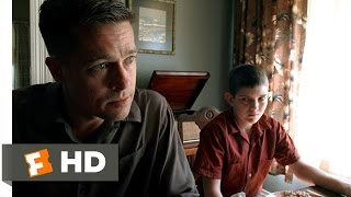 The Tree of Life (2/5) Movie CLIP - You've Turned Them Against Me (2011) HD