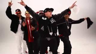 Daddy Yankee ft baby rasta,arcangel y Farruko -- Llegamos A La Disco (Official Video).