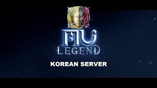 MU LEGEND KOREA NEW AWAKENING : FALLEN WILL