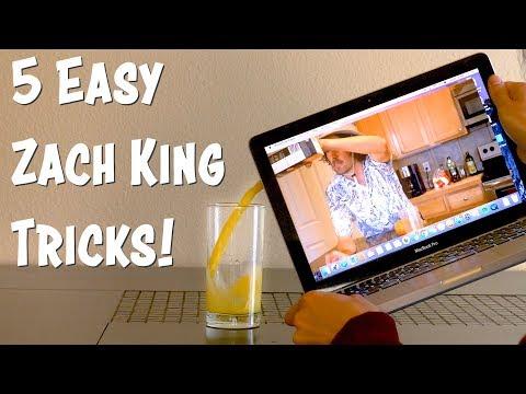 Xxx Mp4 5 Easy Zach King Tricks In 5 Minutes 3gp Sex