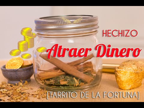 Hechizo para Atraer Dinero Tarrito de la Fortuna Magia Blanca