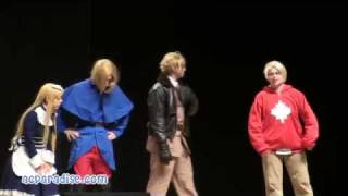 Hetalia Axis Powers Exhibition Skit