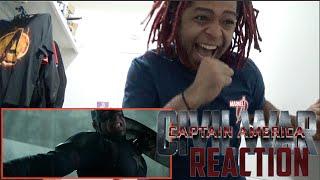 Captain America: Civil War 1st Trailer - REACTION & REVIEW