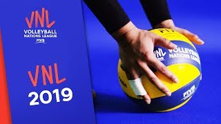 We Keep Going - You Keep Up!   Volleyball Nations League 2019