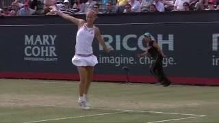 Belinda Bencic (SUI) vs. Viktorija Golubic (SUI)