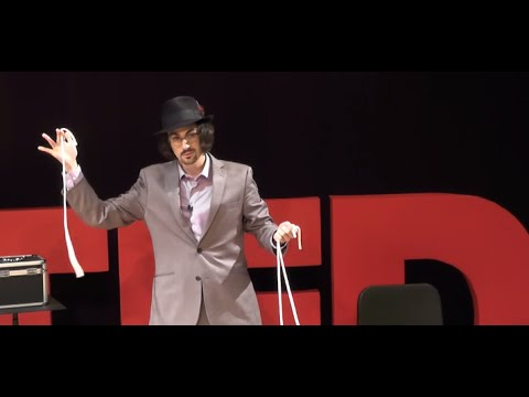 How to Magically Connect with Anyone Brian Miller TEDxManchesterHighSchool