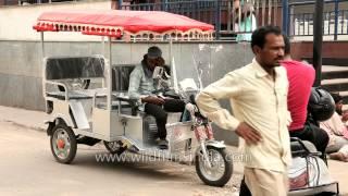 Jahangir puri metro station