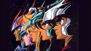 Caballeros del Zodiaco   Megamix Guerra de Cosmos - Soundtrack - OST