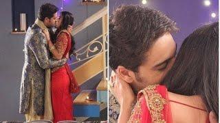 Hot Intimate Kiss Scene In Serial