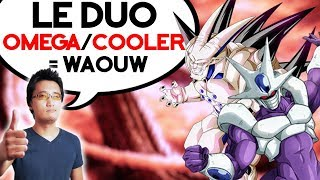 TEAM EXTREME END: Omega et Cooler, ce puissant duo !