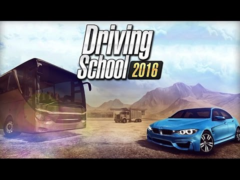 Driving School 2016 - Android Gameplay HD