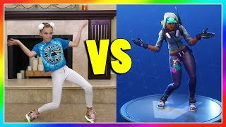 FORTNITE DANCE CHALLENGE IN REAL LIFE | We Are The Davises