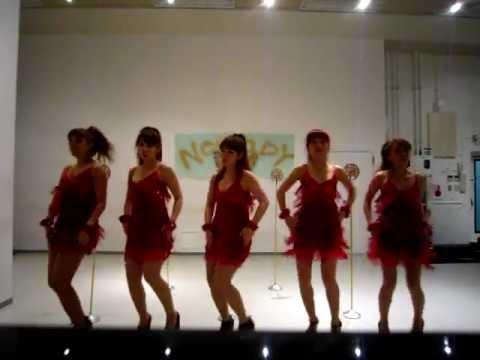 Wonder Girls「Nobody」kpop cover dance 4C