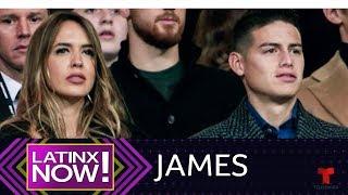 Latinx Now! | James Rodriguez y Shannon de Lima, ¿juntos de nuevo? | Telemundo
