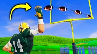 Playing FOOTBALL In Fortnite