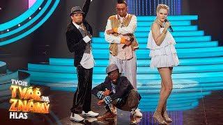POROTA + J. Cina jako Black Eyed Peas