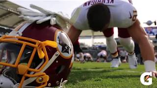 Redskins In :60 - Kerrigan Continues To Master The Offseason