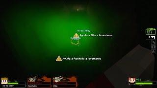 EL GAS MISTERIOSO  - Willyrex Y sTaXx - MINECRAFT MOD - LEFT 4 DEAD 2