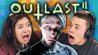 OUTLAST 2 | RUN OR DIE!!! (React: Gaming)