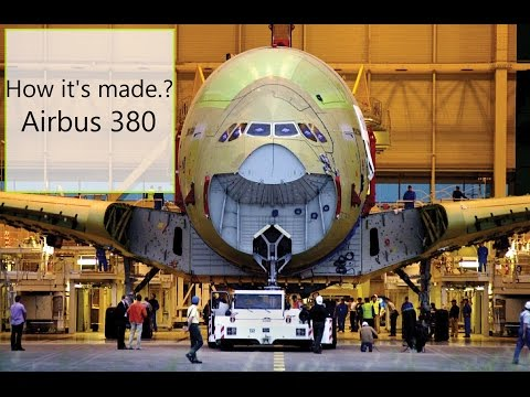 Xxx Mp4 How It S Made Airbus 380 For Etihad 3gp Sex