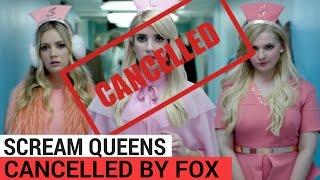 Scream Queens Cancelled By FOX
