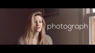 Photograph | Ed Sheeran (cover with Twenty One Two)