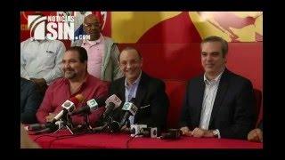 PRSC expulsó miembros que no aceptaron alianza con PRM