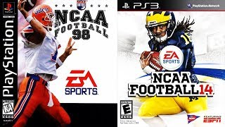 What Happened to the NCAA Football Video Game Series? Part 1