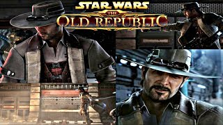 Who was the Mysterious Smuggler in the Old Republic Cinematic? – Old Republic Explained #3