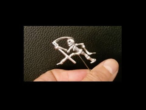 Xxx Mp4 Sex Gang Children 92 5 Silver Running Skeleton Brooch Free Download Live At The Batcave 1982 3gp Sex