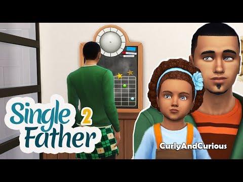 Xxx Mp4 Buoni Propositi 💫 The Sims 4 Single Father Challenge 02 3gp Sex