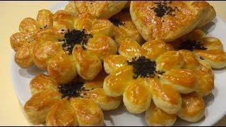 kulcha Shor  _ Afghan Salty Cookies Recipe کلچه نمکی افغانی