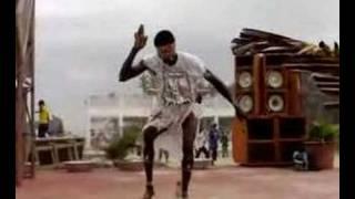 MCOkoto Mapouka Dancing @ Labadi Beach Accra Ghana