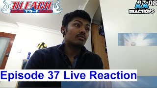 Chad vs Kyoraku!! - Bleach Anime Episode 37 Live Reaction
