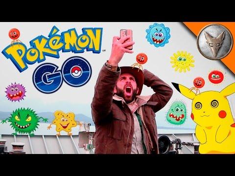 Catching Pokemon GO FEVER