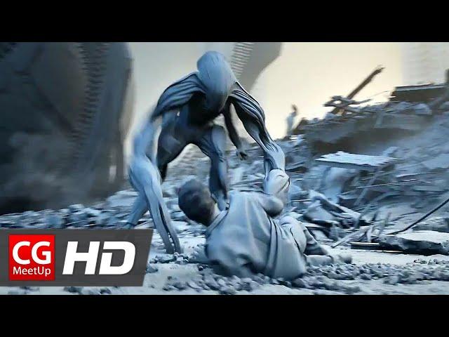 "CGI VFX Breakdown ""Attraction VFX Breakdown"" by Main Road Post"