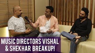 Music Directors Vishal And Shekhar Breakup On Siddharth Kannans Show  Tiger Zinda Hai