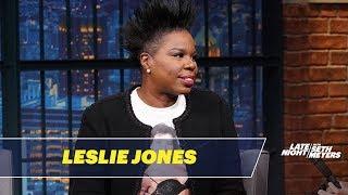 Leslie Jones Wants Oprah to Run for President
