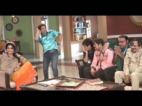 Dance competition Between Malkhan And Daroga Happu singh In Serial