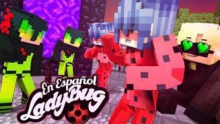 Doble Ladybug, Doble El AMOR Para Cat Noir!   ❤️  Cap 8  ❤️  Minecraft Miraculous Ladybug en Español