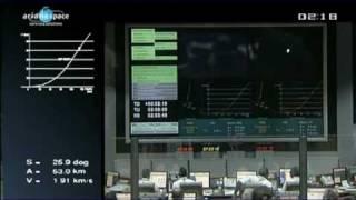 Lanzamiento del Satelite Fasat Charlie