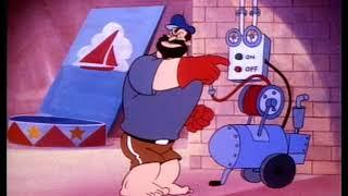 All-New Popeye: Popeye's Aqua Circus