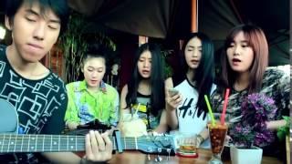 4 em gái xinh đẹp cover Không Phải Dạng Vừa Đâu - Sơn Tùng MTP cực hay