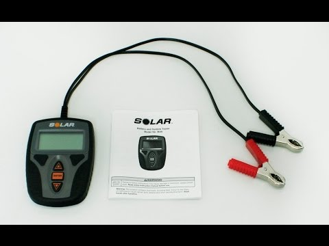Xxx Mp4 Solar Battery System Tester BA9 3gp Sex