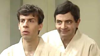 Beanie Battle   Funny Clips   Mr Bean Official