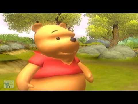 Winnie the Pooh La fiesta de cumpleaños Pelicula Completa Español Juegos Infantiles PS2