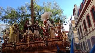 Señor de la Humildad en Plaza Niña 2018